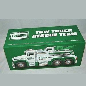 Hess Other - Hess 2019 Recovery Tow Truck